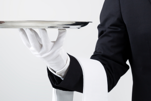 Silver Service Waiter - How to make your customer service unforgettable - Ancora Learning